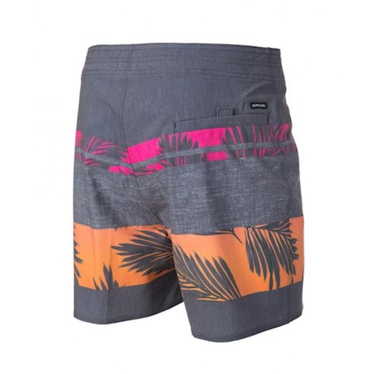 RIP CURL Пляжные шорты М RETRO PALM TREE 16