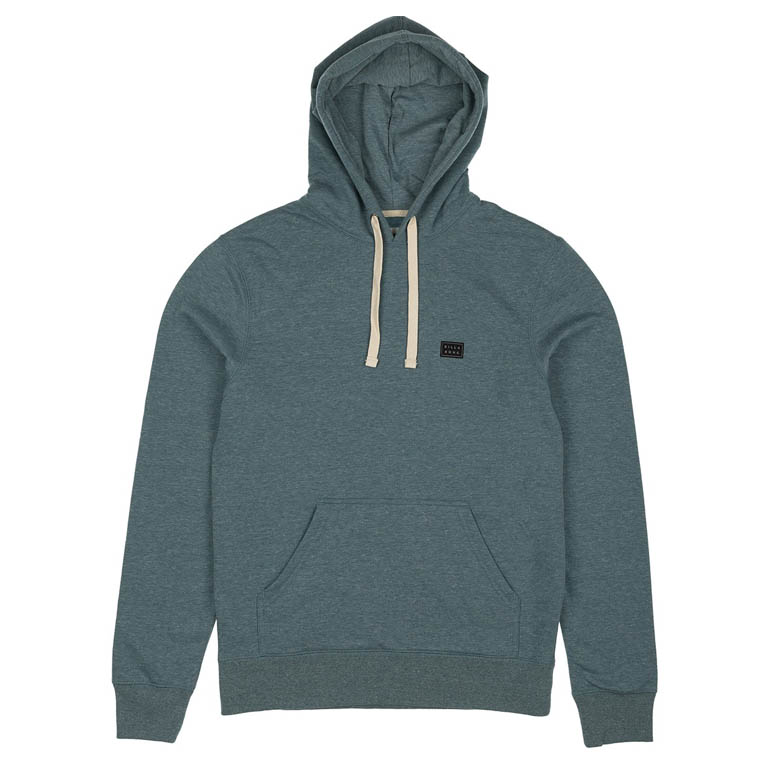 BILLABONG толстовка ALL DAY PULLOVER HYDRO HEATHER