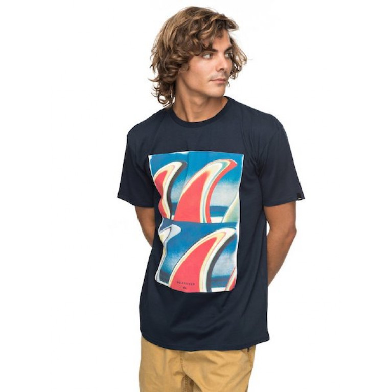 QUIKSILVER ФУТБОЛКА МУЖСКАЯ SSCLAFINFANATIC M TEES BYJ0
