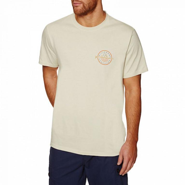 BILLABONG футболка CROSSBOARD TEE SS ROCK