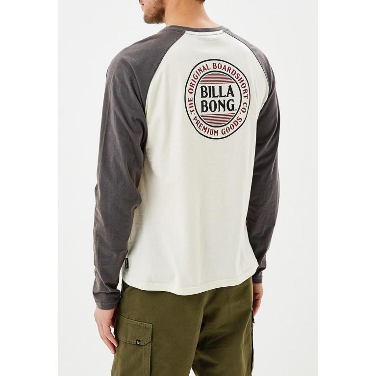 BILLABONG футболка DANA POINT TEE LS ROCK в Перми