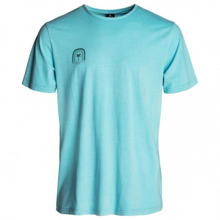 RIP CURL Футболка М RAINBOW SHADES TEE, BLUE