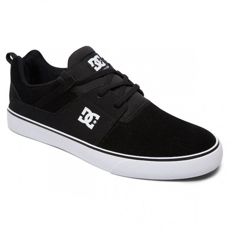 DC SHOES ПОЛУКЕДЫ МУЖСКИЕ HEATHROW VULC M SHOE BKW