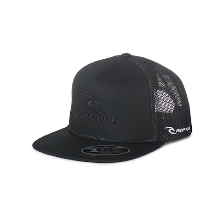 RIP CURL Бейсболка М RC CLASSIC TRUCKER CAP цвет 90 BLACK