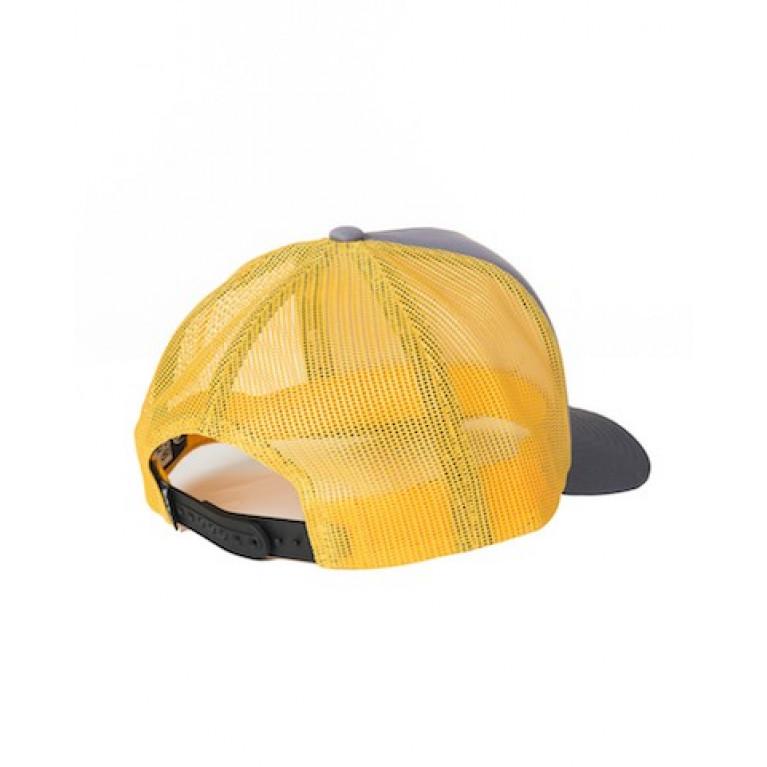 RIP CURL Бейсболка М LABELLED TRUCKER CAP цвет 9442 FLINT GRAY в Перми