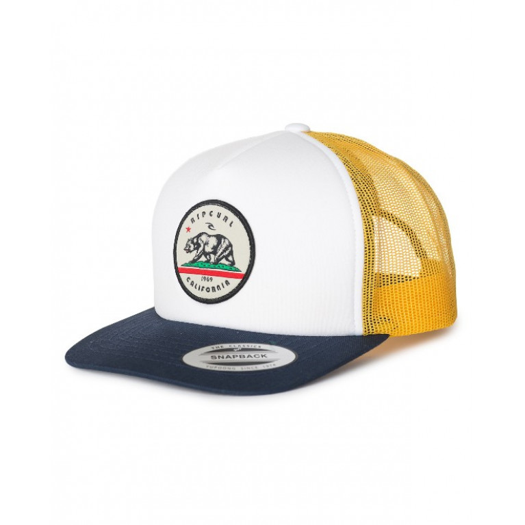 RIP CURL Бейсболка М ESSENTIAL CAP OPTICAL WHITE