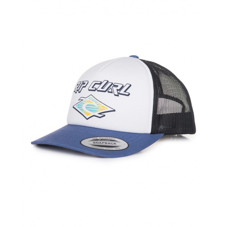 RIP CURL Бейсболка М BACK TO THE BASIC CAP; цвет 3262 OPTICAL WHITE