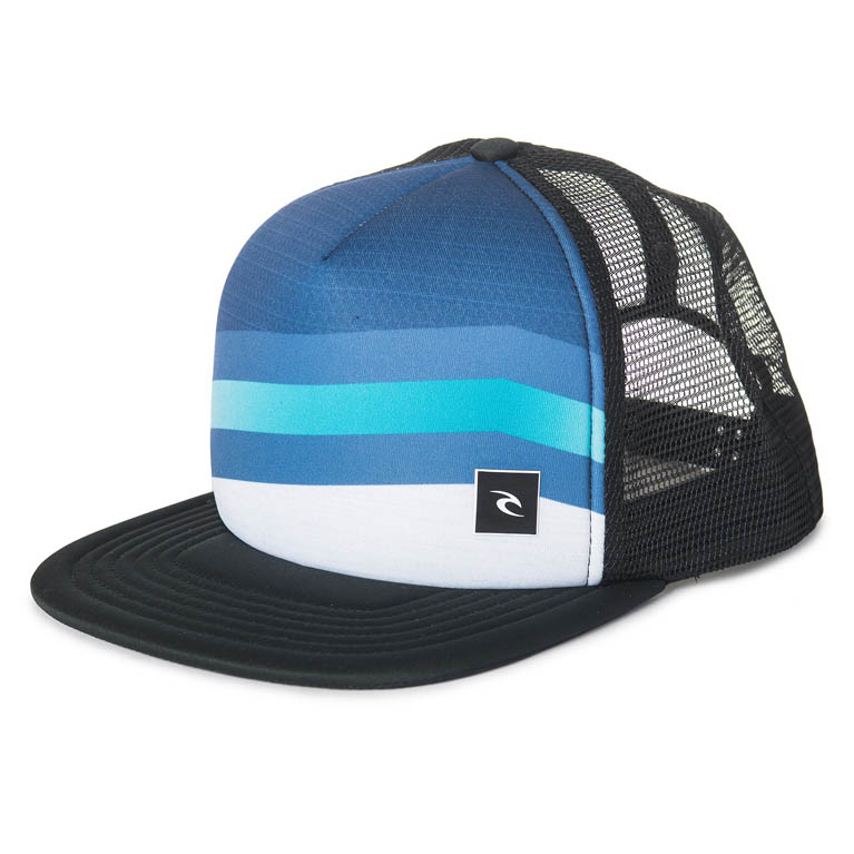 RIP CURL Бейсболка М REACT TRUCKER CAP ; цвет 8503 BLUE INDIGO