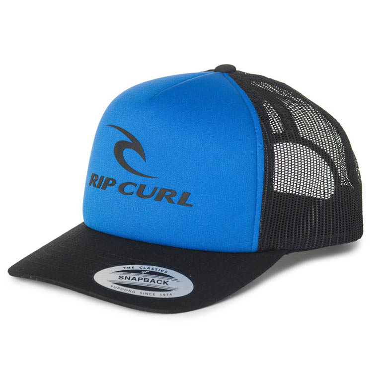 RIP CURL Бейсболка М RC ORIGINAL TRUCKER CAP цвет 9137 TURKISH SEA