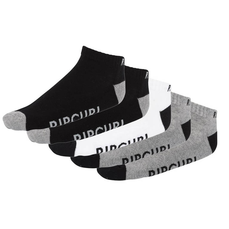 RIP CURL Носки М RIP SURFCO ANKLE SOCKS 3P; цвет 3282 MULTICO;