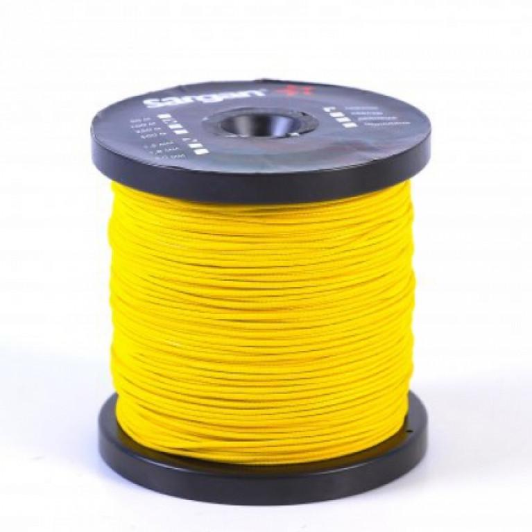 Линь Sargan желтый нейлон D, 1,5 мм