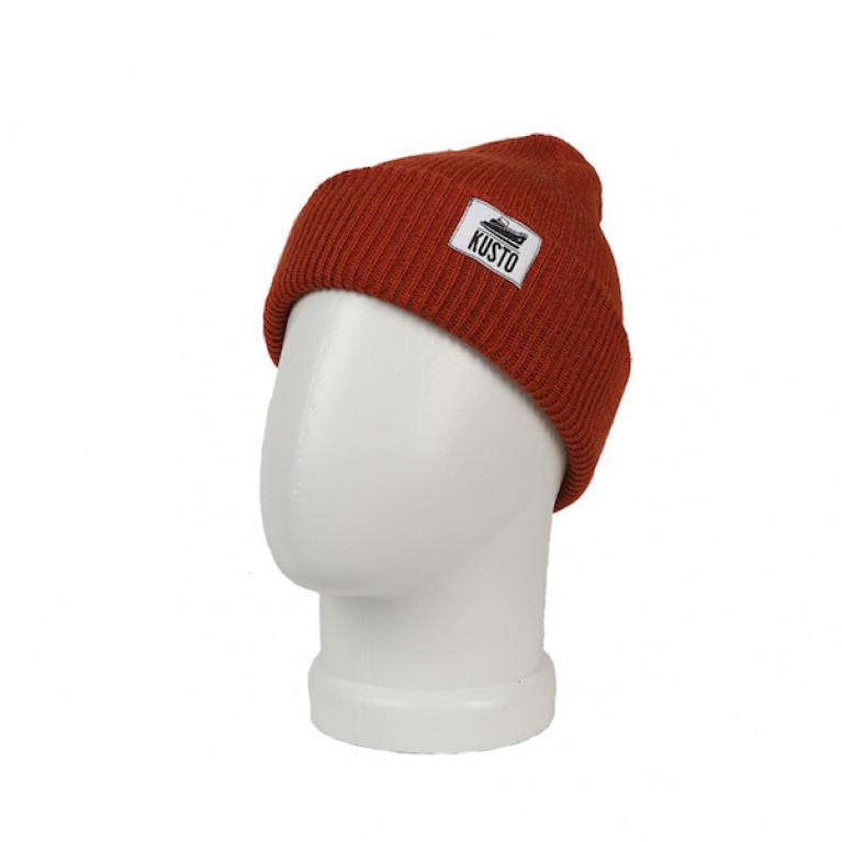 KUSTO шапка One Terracotta в Перми
