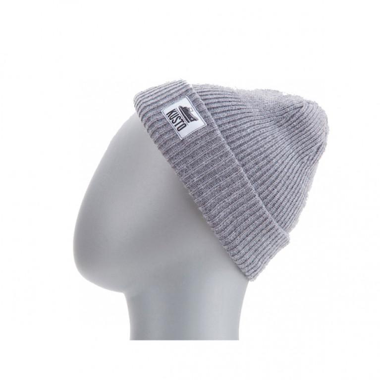 KUSTO шапка Short Bright Grey в Перми