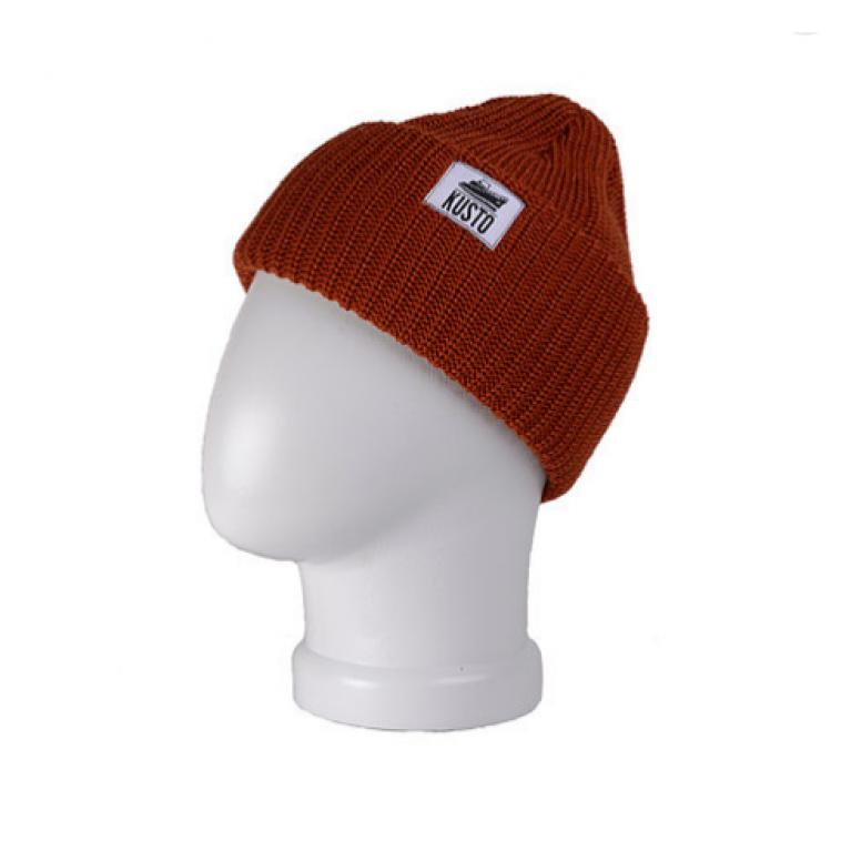 KUSTO шапка Heat Terracota
