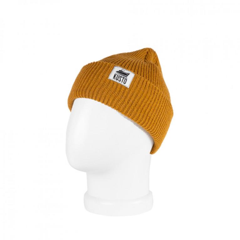 KUSTO шапка One Mustard в Перми