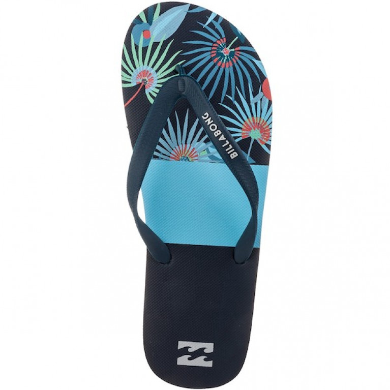 BILLABONG шлепанцы TIDES TRIBONG BLUE