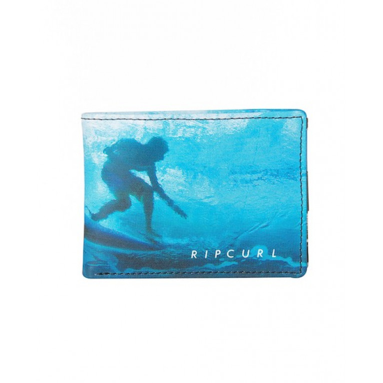 RIP CURL Кошелек М GOOD DAY BAD DAY PU SLIM цвет 70 BLUE