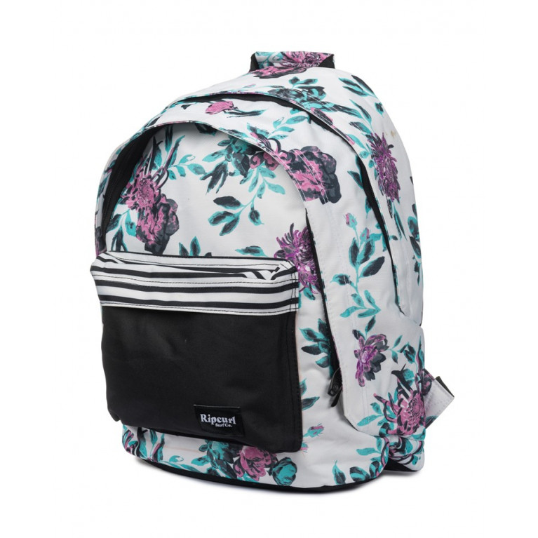 RIP CURL  Рюкзак Ж DOUBLE DOME DESERTFLOWER WHITE в Перми
