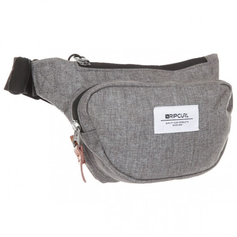RIP CURL Сумка-пояс М SOLEAD WAISTBAG ; цвет 80 GREY