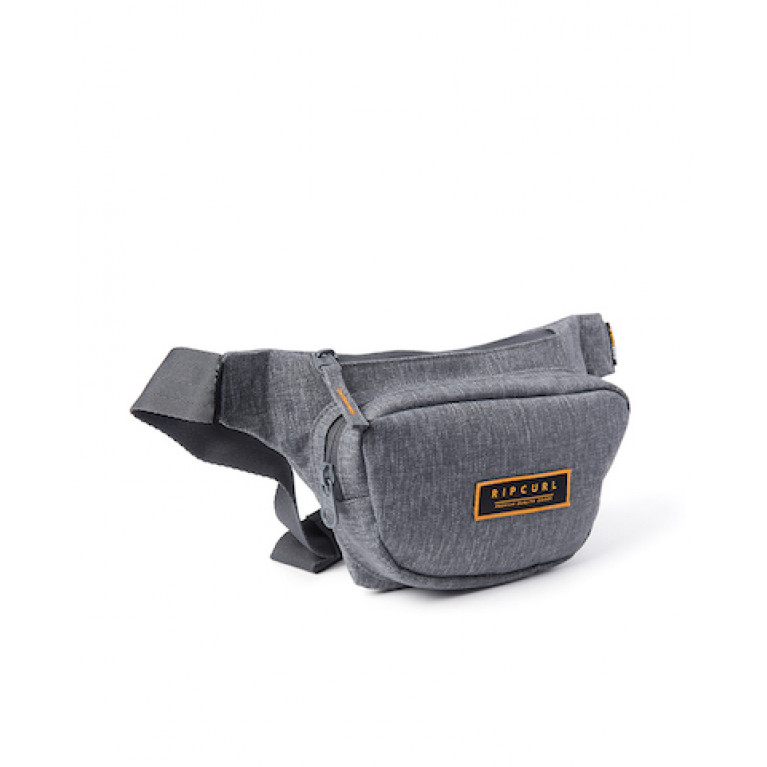 RIP CURL Сумка-пояс М LARGE WAISTBAG CORDURA GREY