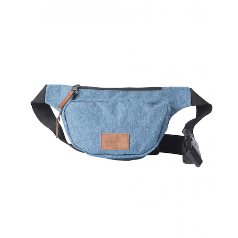 RIP CURL Сумка-пояс М WAISTBAG SOLEAD цвет 70 BLUE