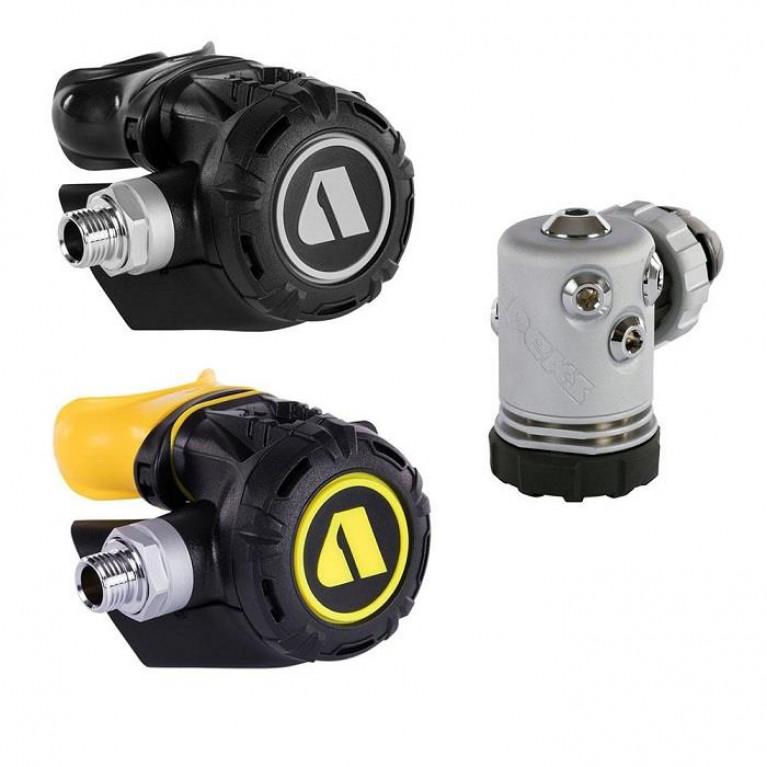 Комплект регулятор для дайвинга XL4 DIN+октопус XL4 Apeks