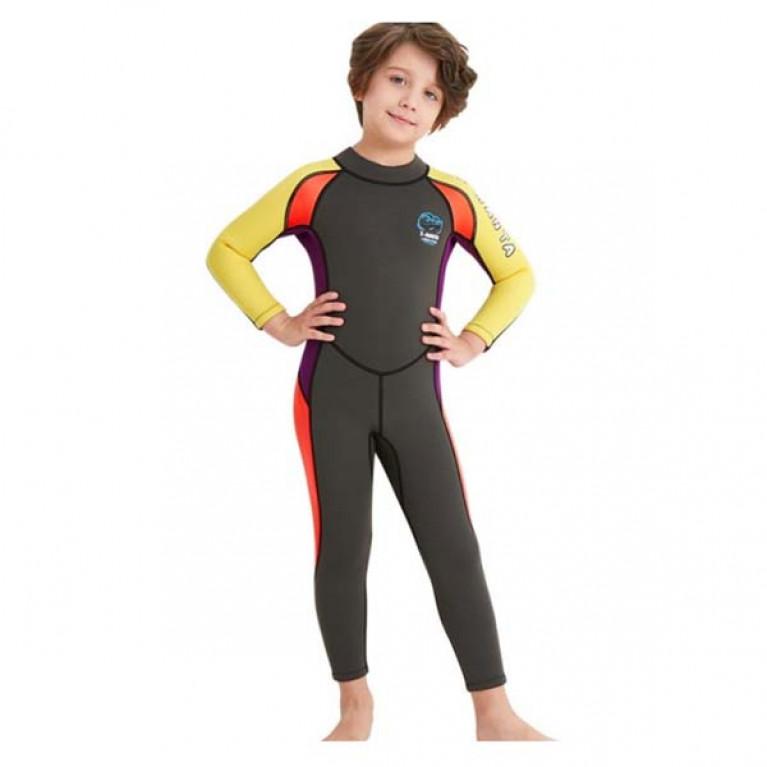 Детский неопреновый гидрокостюм 2,5 мм.