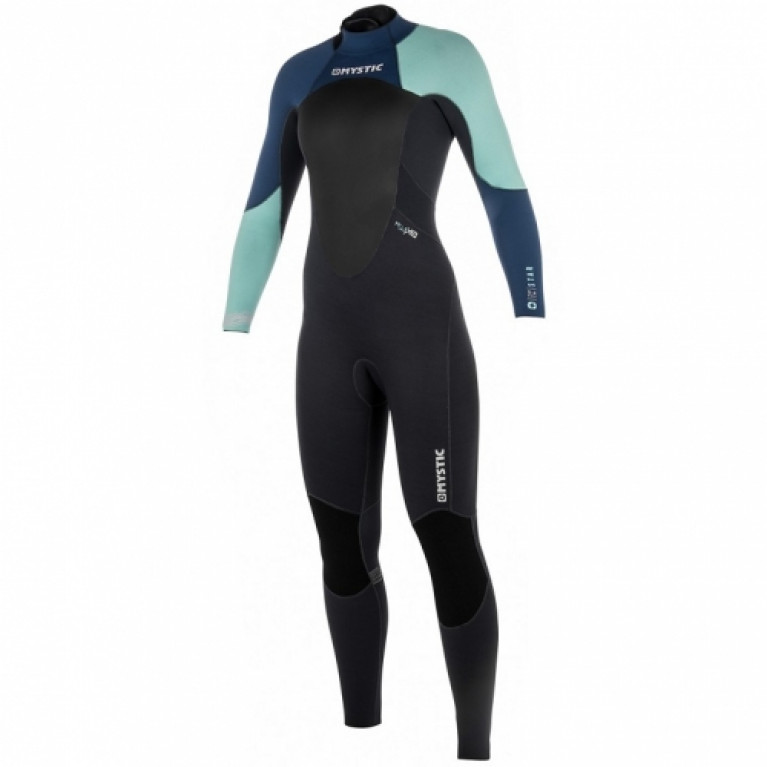 MYSTIC гидрокостюм ж STAR FULLSUIT 3/2MM BZIP WOMEN NAVY