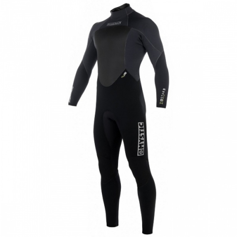 MYSTIC гидрокостюм STAR FULLSUIT 4/3MM BZIP BLACK