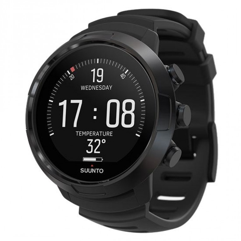 Декомпрессиметр Suunto D5 All Black