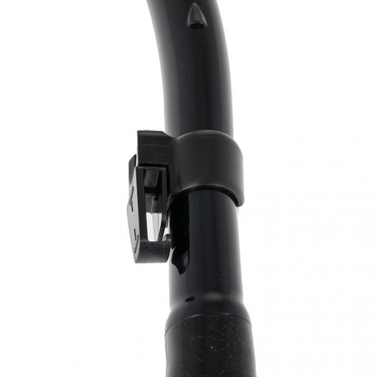 Трубка Marlin FLASH (прямая гофра) BLACK/ORANGE в Перми