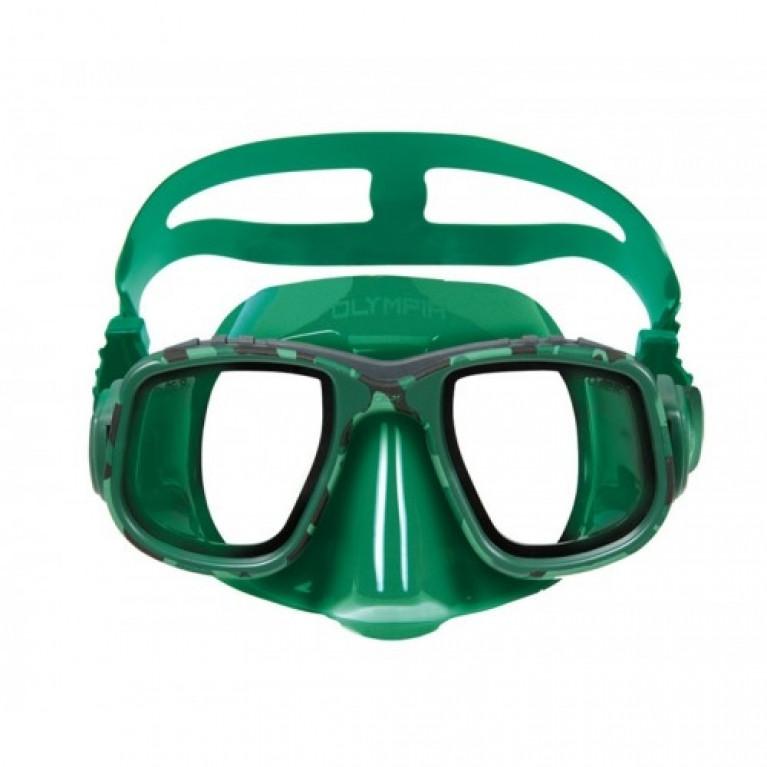 Маска Omer Olympia зеленый силикон