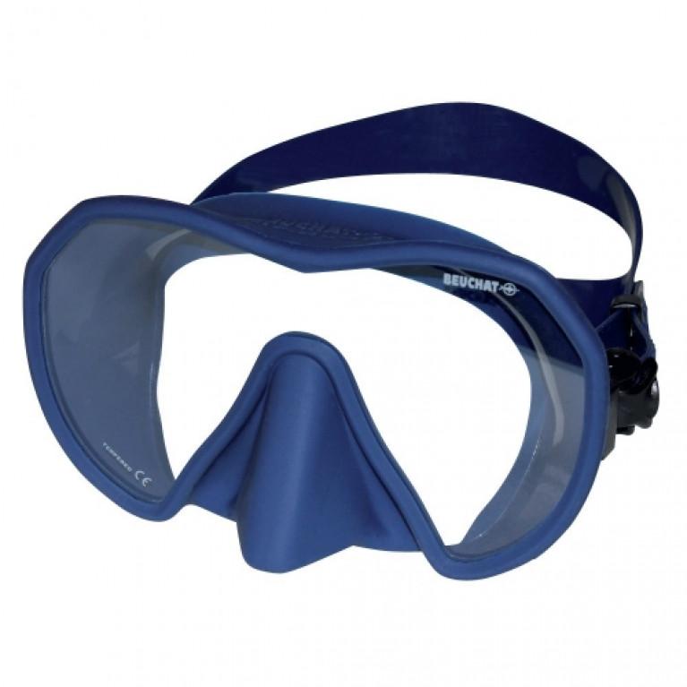 Маска Beuchat Maxlux S синяя