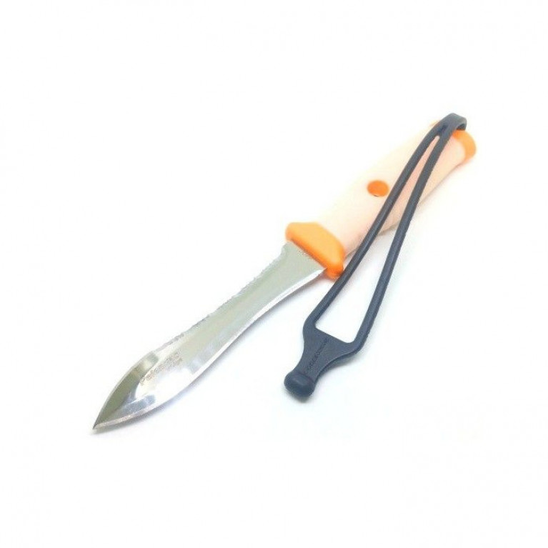 Нож Pelengas Volga WE серрейтор - плейн