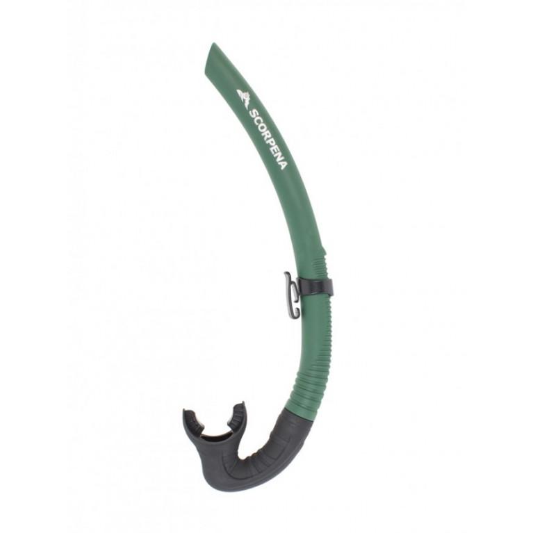 Трубка Scorpena M, зеленая