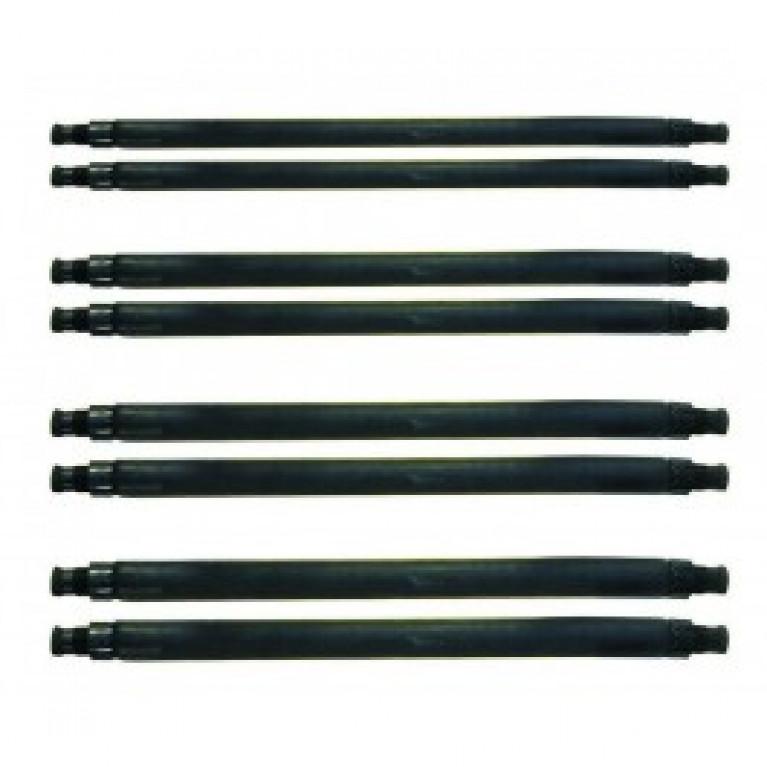 Тяж Beuchat резиновый 120х16 для основания 500, черн., пара